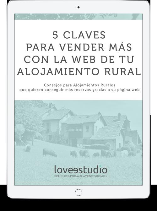 5 claves para vender más con la web de tu Alojamiento Rural
